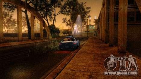 ENB Brandals v3 para GTA San Andreas quinta pantalla