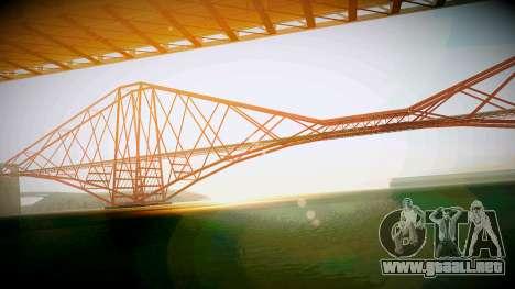 ENB series by Anonim para GTA San Andreas quinta pantalla