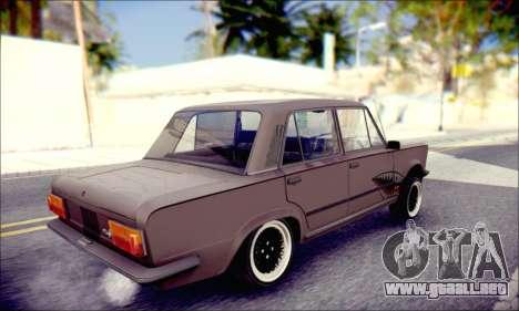 Fiat 125P Shark para GTA San Andreas left