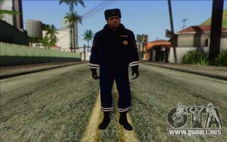 DPS de la Piel 2 para GTA San Andreas