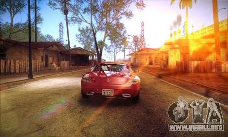 ENB Brandals v3 para GTA San Andreas tercera pantalla