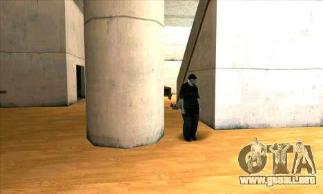 El Fantasma De Humo Grande para GTA San Andreas tercera pantalla
