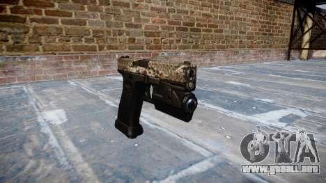 Pistola Glock 20 viper para GTA 4