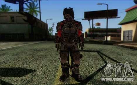 John Carver from Dead Space 3 para GTA San Andreas