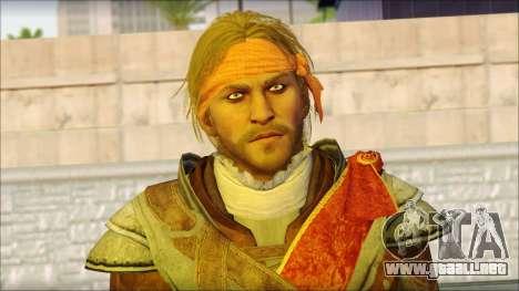 Edward Kenway Assassin Creed 4: Black Flag para GTA San Andreas tercera pantalla