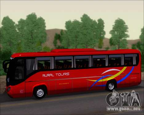 Yanson Viking 4th Generation Rural Tours 10010 para vista inferior GTA San Andreas