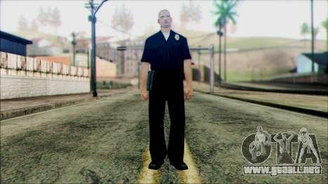 Lapd1 from Beta Version para GTA San Andreas