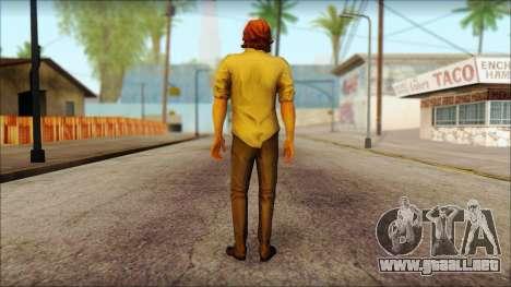 Bigdy Wolf para GTA San Andreas segunda pantalla