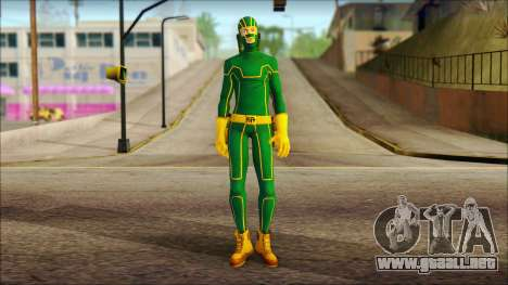 Kick Ass 2 Dave v2 para GTA San Andreas