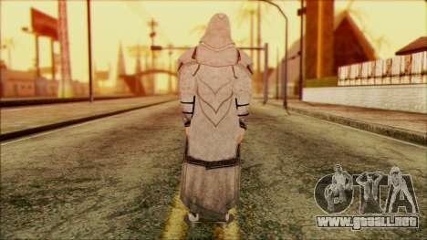 Old Altair from Assassins Creed para GTA San Andreas segunda pantalla