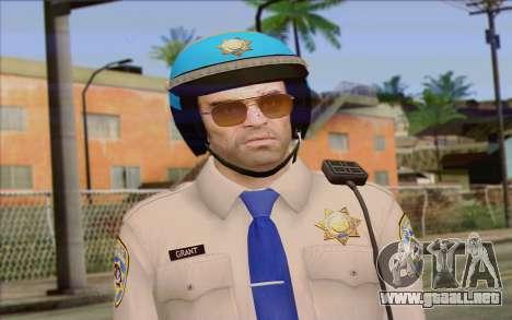 Trevor Phillips Skin v7 para GTA San Andreas tercera pantalla