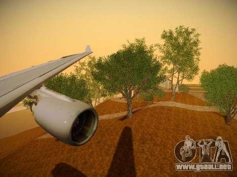 Airbus A330-200 Jetstar Airways para el motor de GTA San Andreas