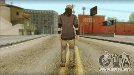 Watch Dods T-Bone para GTA San Andreas segunda pantalla