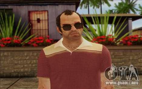 Trevor Phillips Skin v6 para GTA San Andreas tercera pantalla