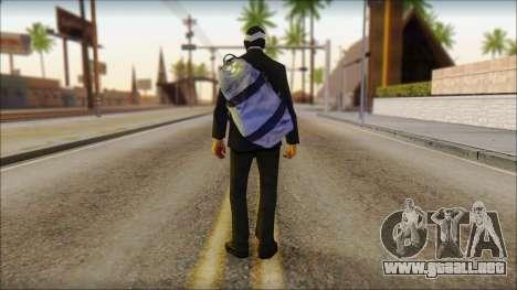 Rob v1 para GTA San Andreas segunda pantalla