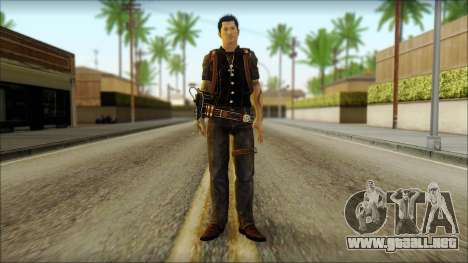 Wei Shen From Sleeping Dogs para GTA San Andreas