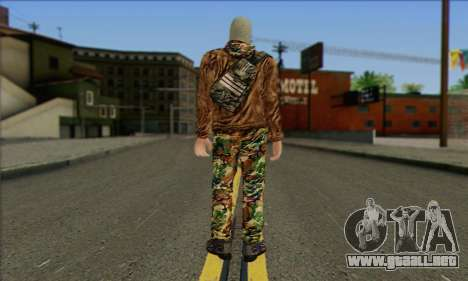 Arctic Avenger (Tactical Intervention) v3 para GTA San Andreas segunda pantalla
