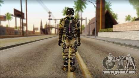 Crew from Dead Space 3 para GTA San Andreas segunda pantalla