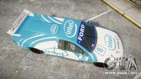 Ford Falcon XR8 Racing para GTA 4 visión correcta