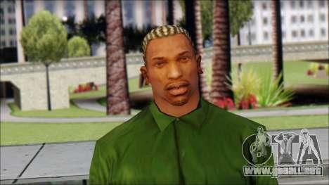 New CJ v1 para GTA San Andreas tercera pantalla