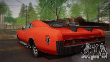 GTA 4 Dukes Tunable para la visión correcta GTA San Andreas