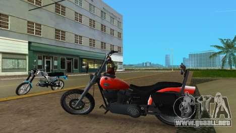 WMC Angel para GTA Vice City vista posterior