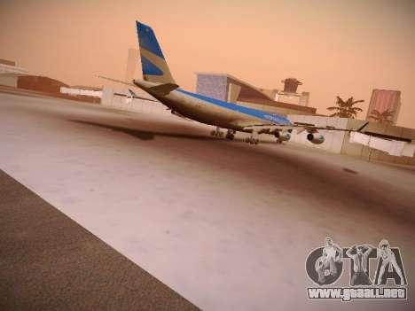 Airbus A340-300 De Aerolíneas Argentinas para visión interna GTA San Andreas