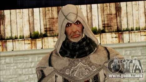 Old Altair from Assassins Creed para GTA San Andreas tercera pantalla