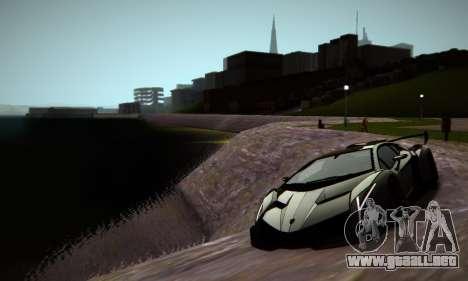 ENB Series by phpa v5 para GTA San Andreas sexta pantalla