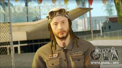 Watch Dods T-Bone para GTA San Andreas tercera pantalla