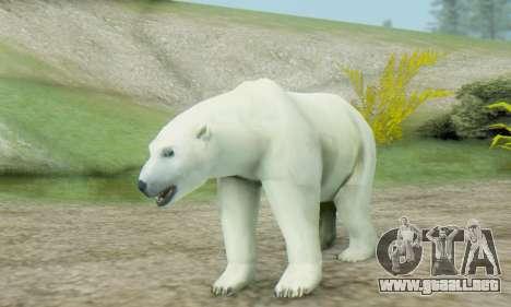 Polar Bear (Mammal) para GTA San Andreas