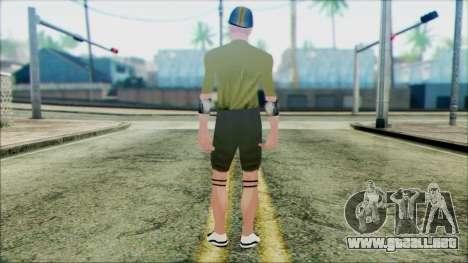 Wmymoun from Beta Version para GTA San Andreas segunda pantalla