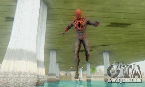 Skin The Amazing Spider Man 2 - Suit Assasin para GTA San Andreas tercera pantalla