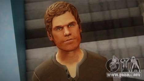 Dexter para GTA San Andreas tercera pantalla