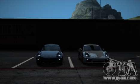 ENB Series by phpa v5 para GTA San Andreas séptima pantalla