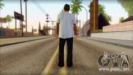 Michael from GTA 5 v4 para GTA San Andreas segunda pantalla