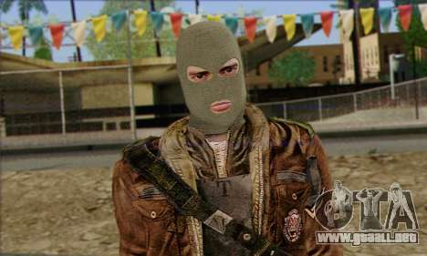 Arctic Avenger (Tactical Intervention) v3 para GTA San Andreas tercera pantalla
