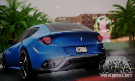 Ferrari FF 2012 para la visión correcta GTA San Andreas