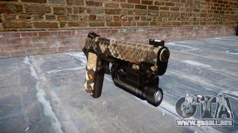 Pistola De Kimber 1911 Viper para GTA 4