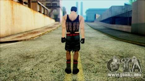 Manhunt Ped 14 para GTA San Andreas segunda pantalla