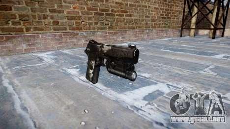 Pistola De Kimber 1911 Fantasmas para GTA 4