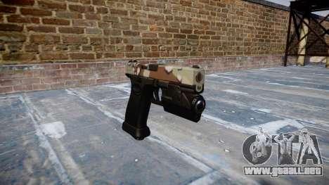 Pistola Glock 20 choco para GTA 4