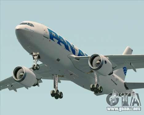 Airbus A310-324 Pan American World Airways para GTA San Andreas