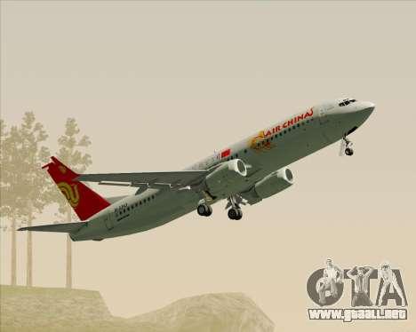 Boeing 737-89L Air China para GTA San Andreas