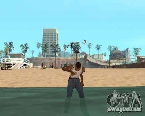 En el aire! para GTA San Andreas