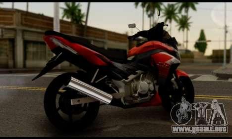 Honda CS1 para GTA San Andreas left