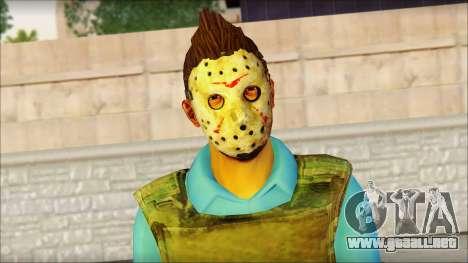Skin Sicario GTA V By Cesar Hardy para GTA San Andreas tercera pantalla
