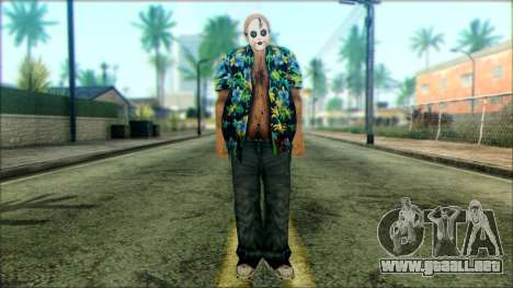 Manhunt Ped 6 para GTA San Andreas