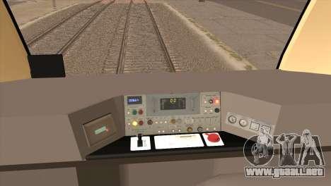 LRT-1 para la visión correcta GTA San Andreas