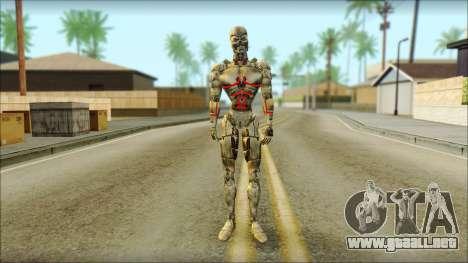 T900 (Terminator 3: la guerra de las máquinas) para GTA San Andreas
